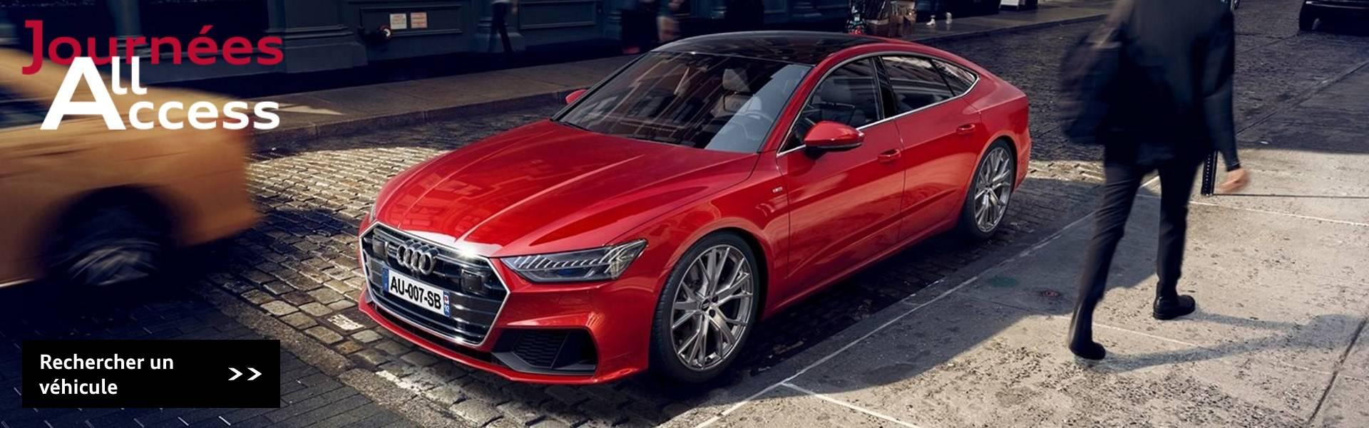 Journées All Access Audi Occasion :plus 2018
