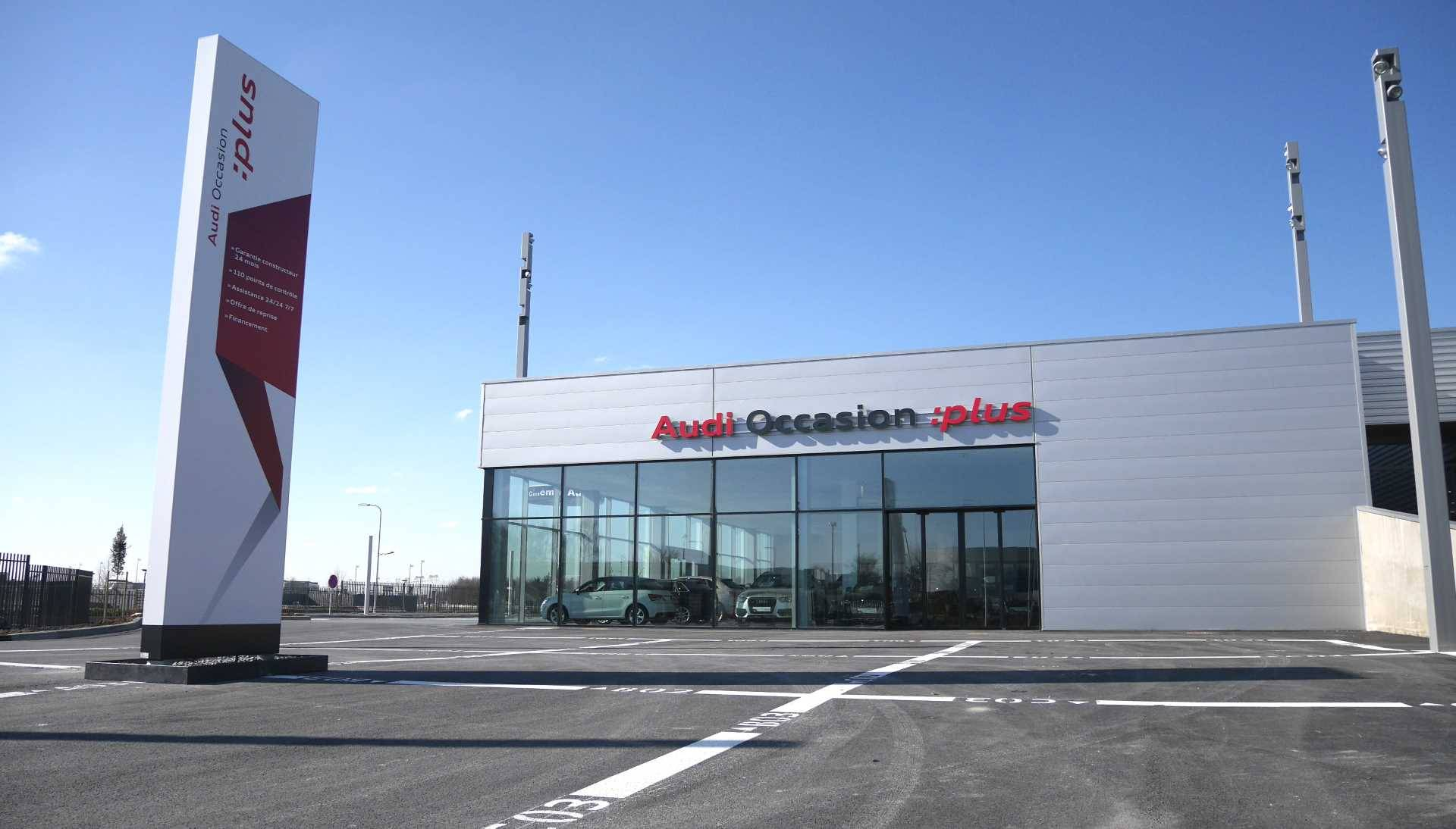 Audi Occasion :plus Bauer Paris Roissy 95