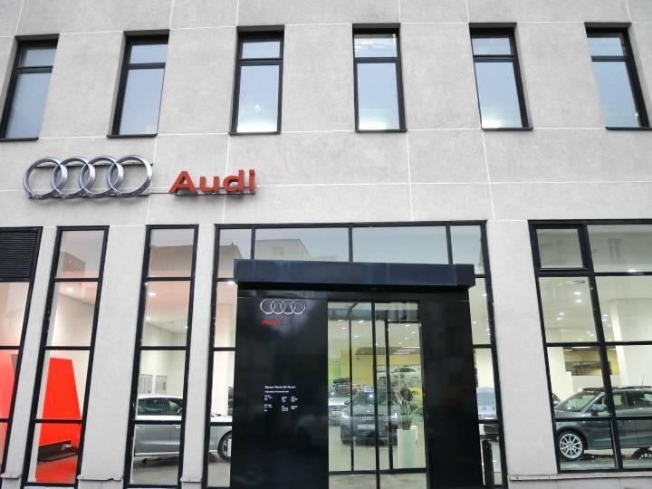 Audi Bauer Paris Saint-Ouen 93
