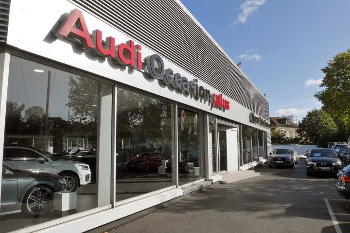 Audi Bauer Paris Nanterre 92