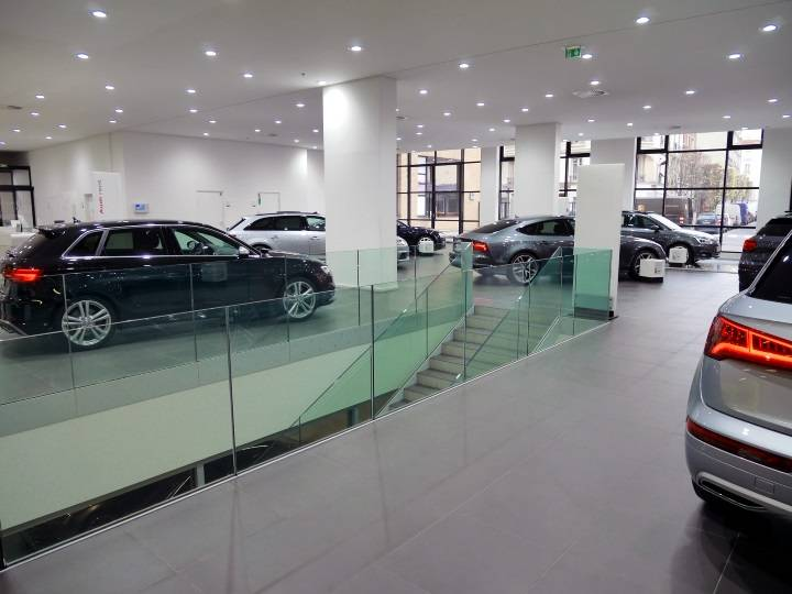 Concession Audi Bauer Paris Saint-Ouen 93 95 18e
