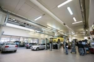 Atelier mécanique Audi Bauer Paris Saint-Ouen RDV