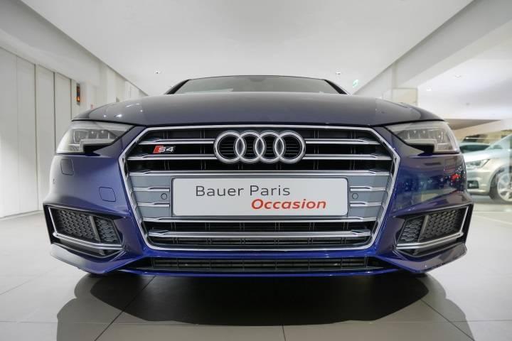 Stock Audi - Véhicules d'occasion Bauer Paris