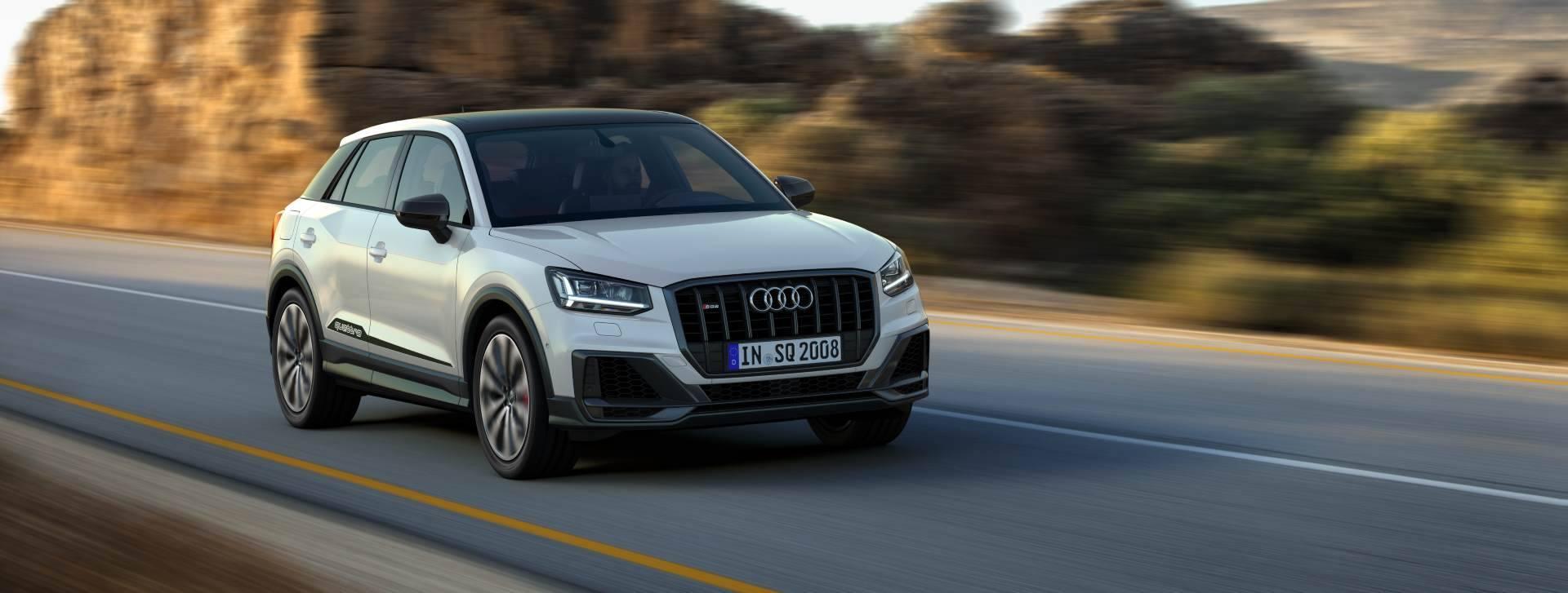 Nouvelle Audi SQ2 2019 diapo1