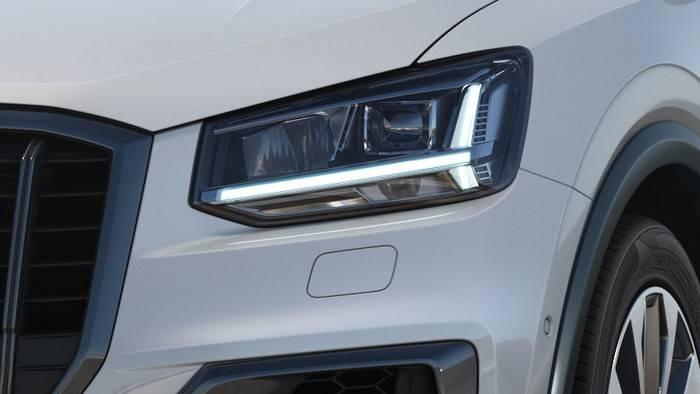 nouvelle Audi SQ2 voir et être vu