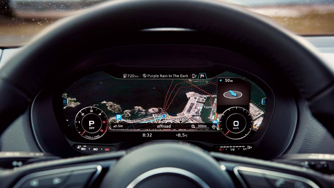 Nouvelle Audi SQ2 digital