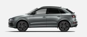 Audi Q3 Midnight Series 2018 - Série limitée
