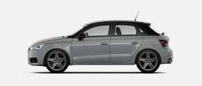 Audi A1 Midnight Series 2018 - Série limitée