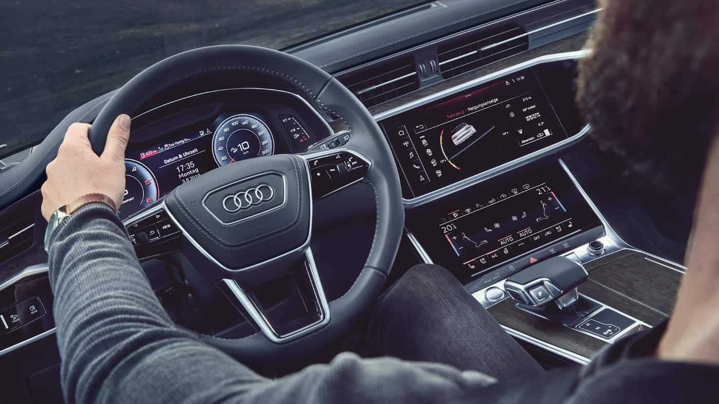 Nouvelle Audi A6 allroad 2020 digital virtuel