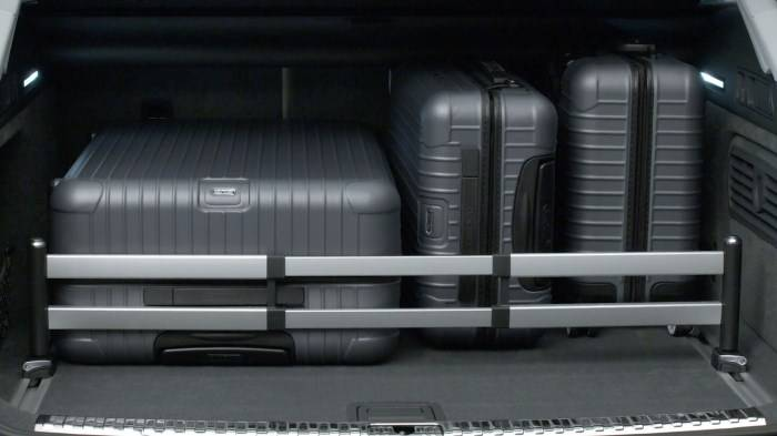 Nouvelle Audi A6 allroad quattro 2020 coffre