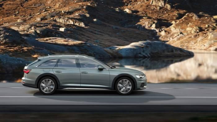 Nouvelle Audi A6 allroad quattro 2020