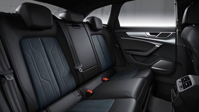 Nouvelle Audi A6 allroad quattro 2020 passagers ar