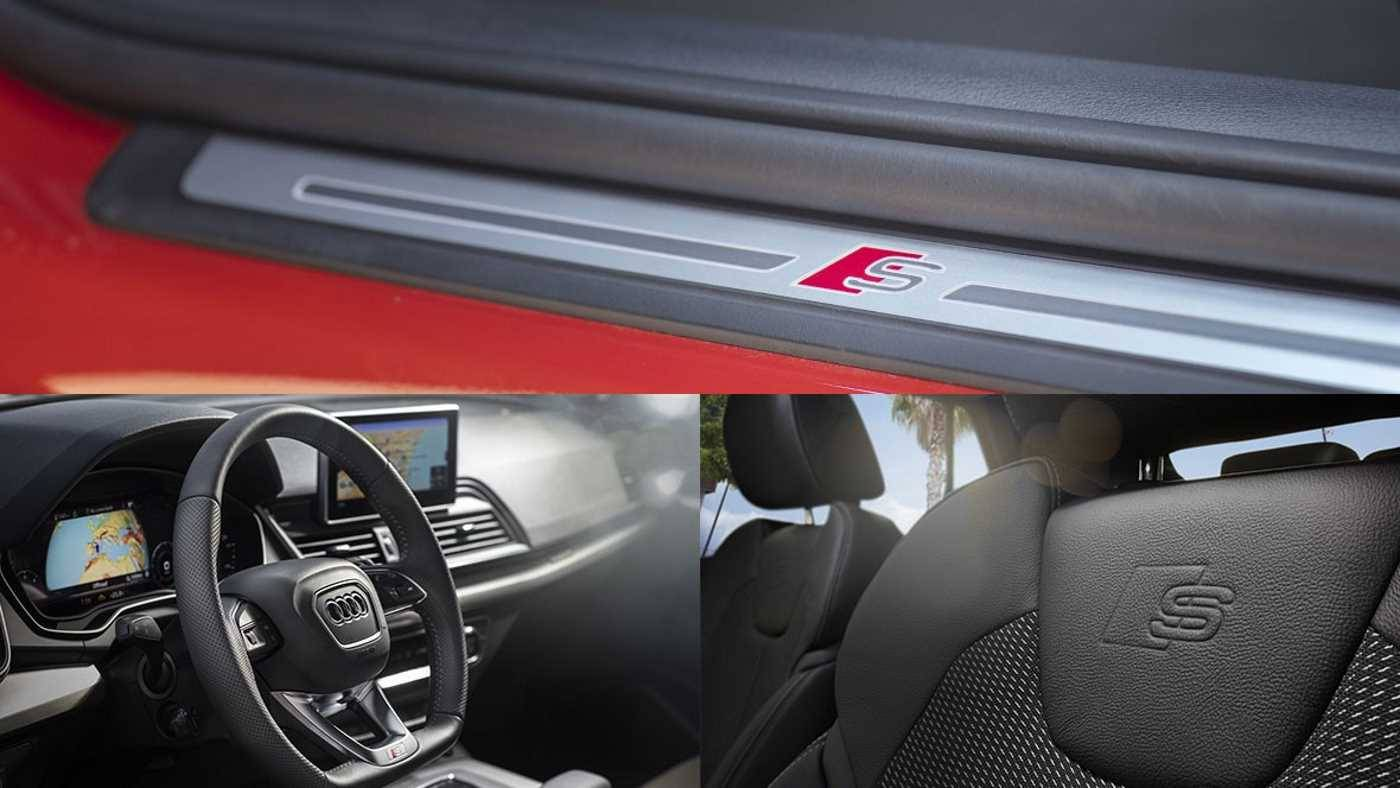Patchwork Audi S Line 2018