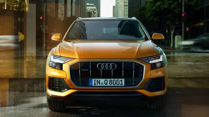 Audi Q8 > Vue avant 700