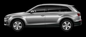 Audi Q7 e-tron quattro 2018