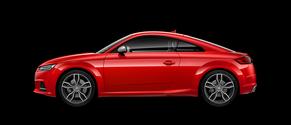 Audi TTS Coupé 2018