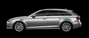 Audi A4 Avant 2018