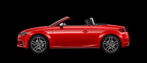 Audi TTS Roadster 2018