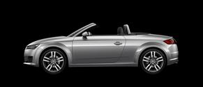 Audi TT Roadster 2018