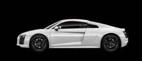 Audi R8 Coupé V10 RWS