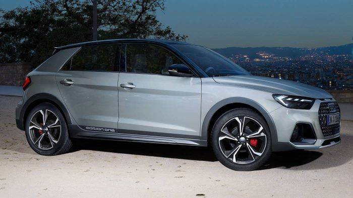 Audi A1 citycarver 2019 2020