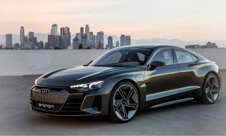 Audi e-tron GT concept photo 6