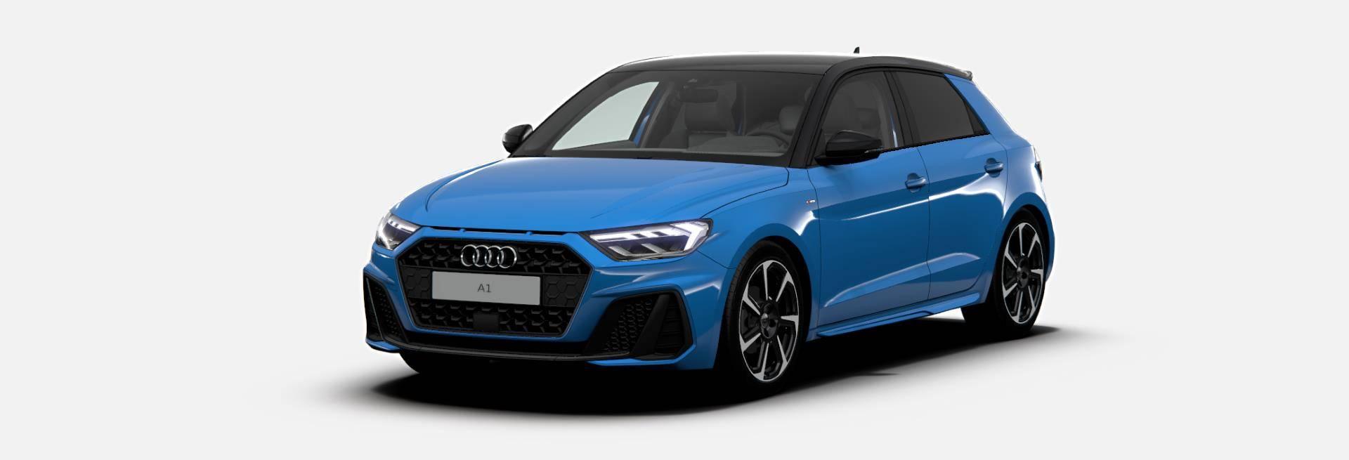 Nouvelle Audi A1 Turbo Blue Edition 9