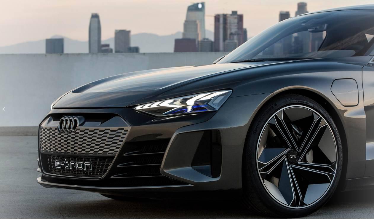 Audi e-tron GT concept photo 3