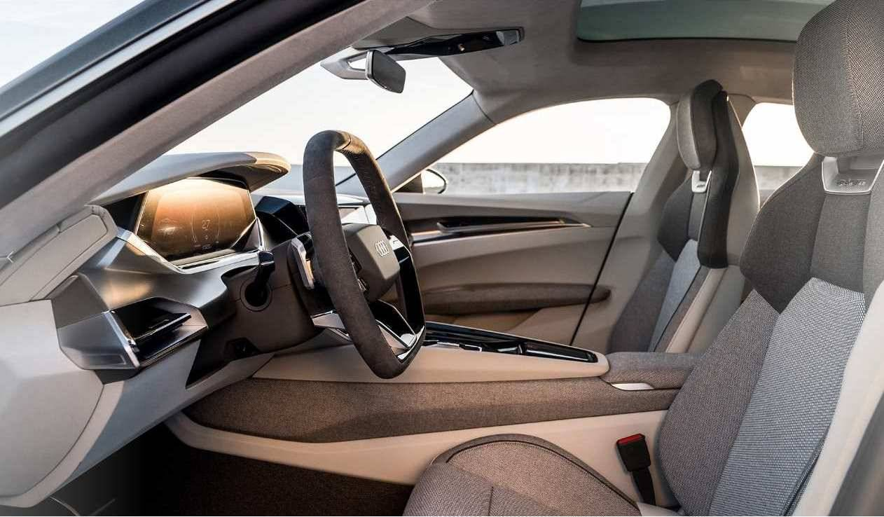 Audi e-tron GT concept photo 10
