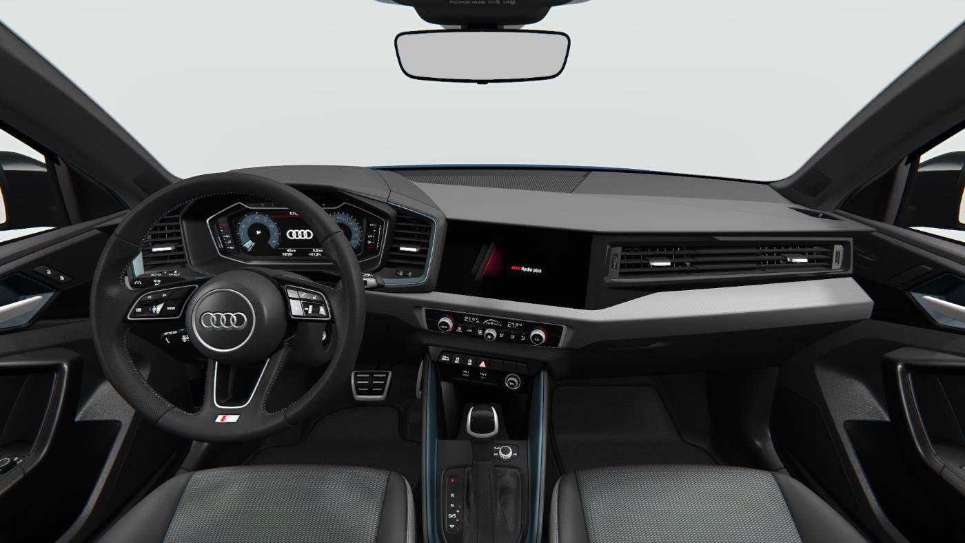 Nouvelle Audi A1 Turbo Blue Edition 8