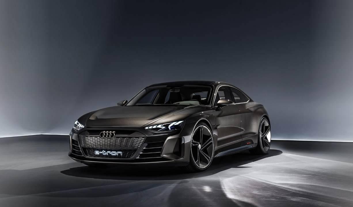 Audi e-tron GT concept photo 7