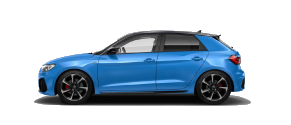 Nouvelle Audi A1 Turbo Blue Edition