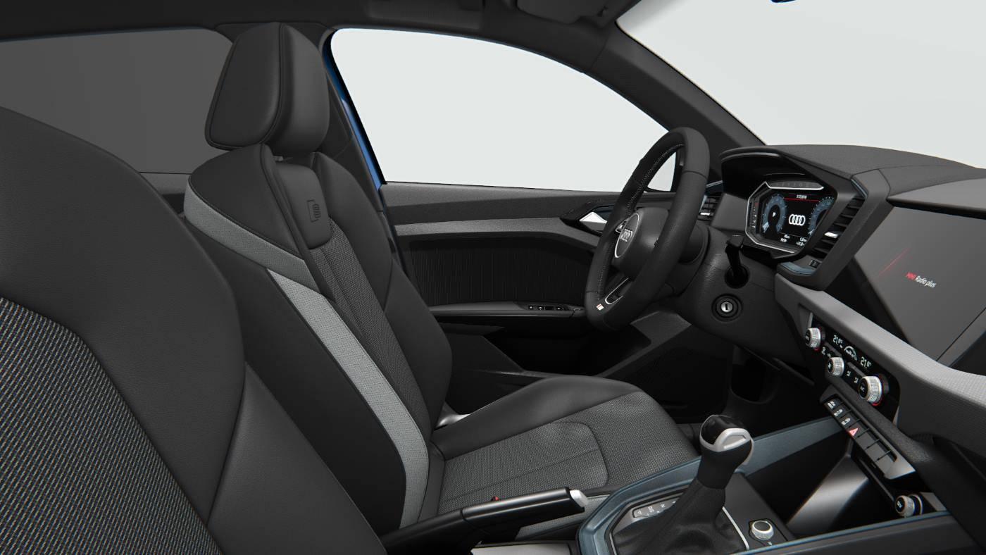 Nouvelle Audi A1 Turbo Blue Edition 7
