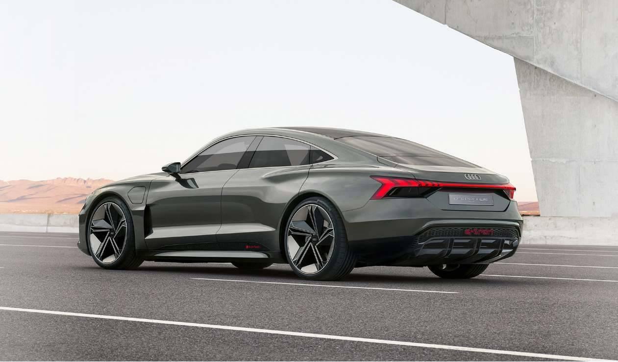 Audi e-tron GT concept photo 5