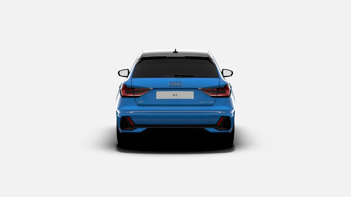 Nouvelle Audi A1 Turbo Blue Edition 4