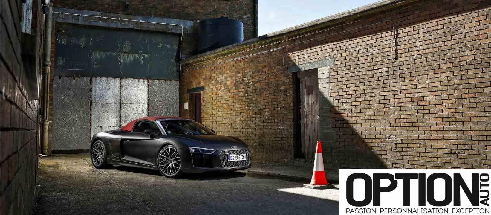 Audi Sport > Magazine Option Auto - Hors série Aud