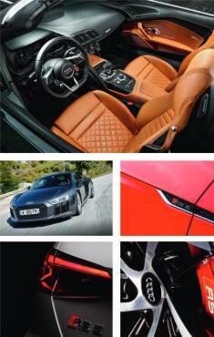 Sommaire 2 Option Auto Audi Sport 2018