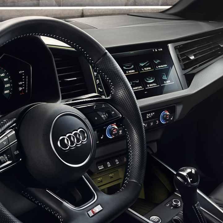 Nouvelle Audi A1 Sportback 2018 - Au volant