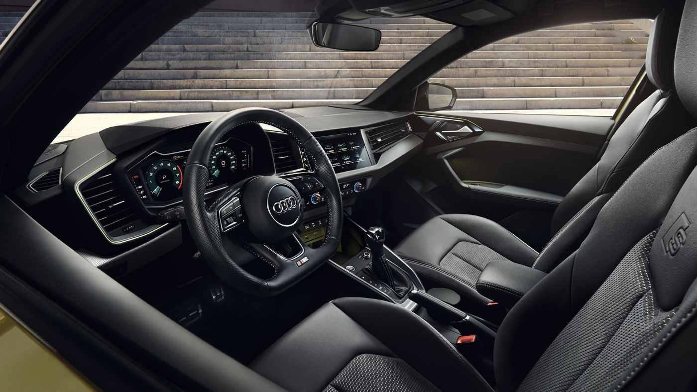 Nouvelle Audi A1 Sportback 2018 - Intérieur sièges