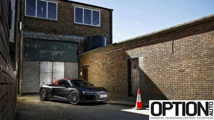 Option Auto > Hors série Audi Sport
