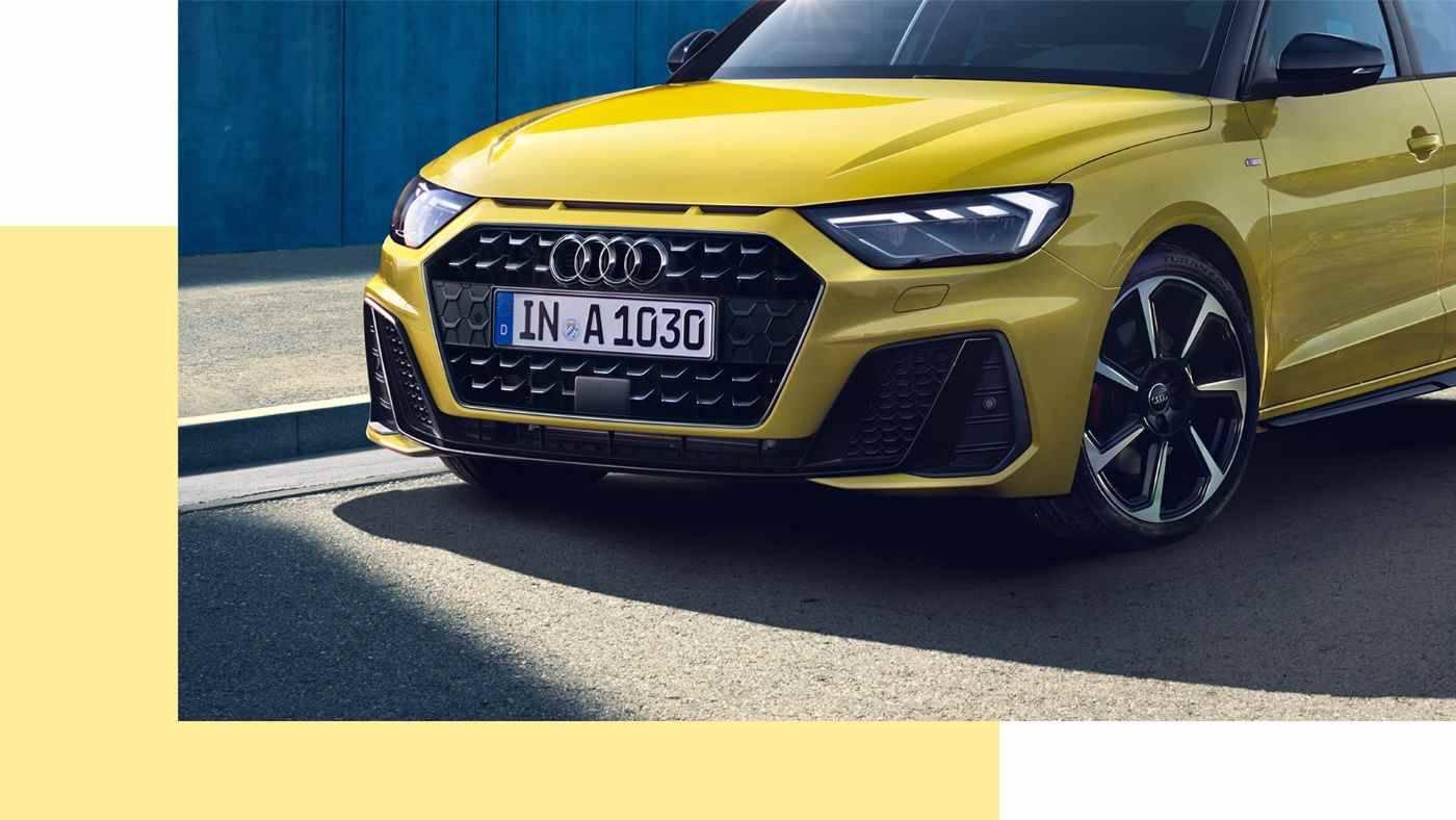 Nouvelle Audi A1 Sportback 2018 - Calandre