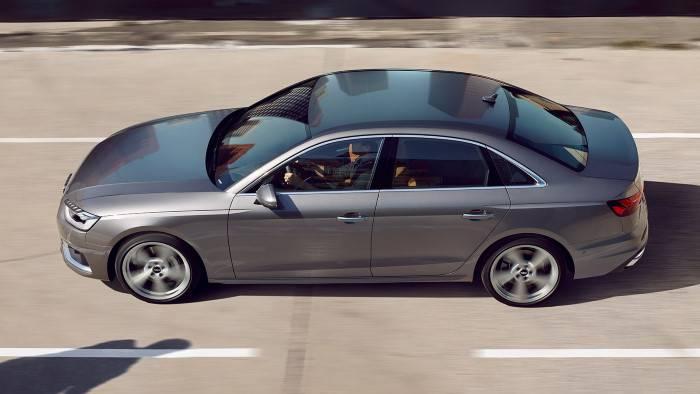 Nouvelle Audi A4 Berline et A4 Avant 2019 actualit
