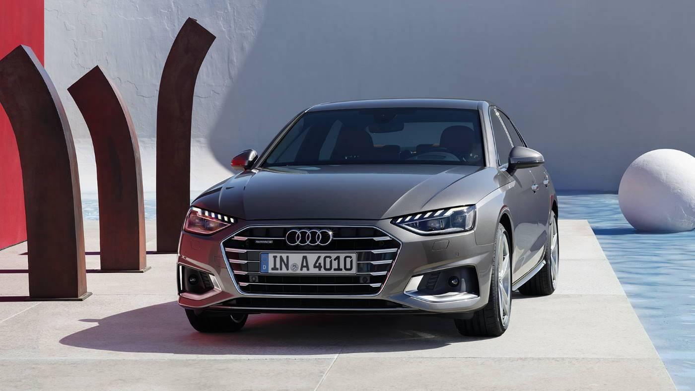 Nouvelle Audi A4 Berline A4 Avant 2019 2020 face