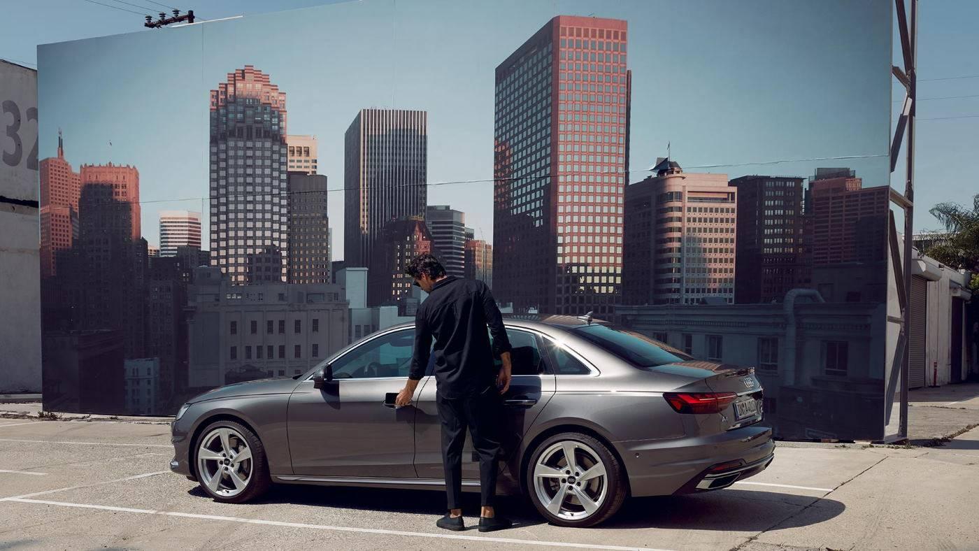 Nouvelle Audi A4 Berline et A4 Avant 2019 2020
