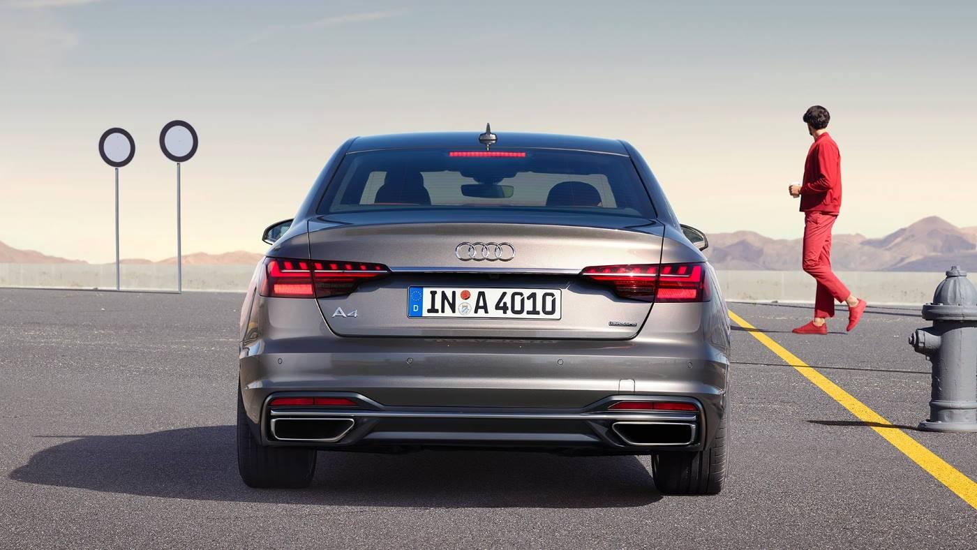 Nouvelle Audi A4 Berline A4 Avant 2019 2020 dos