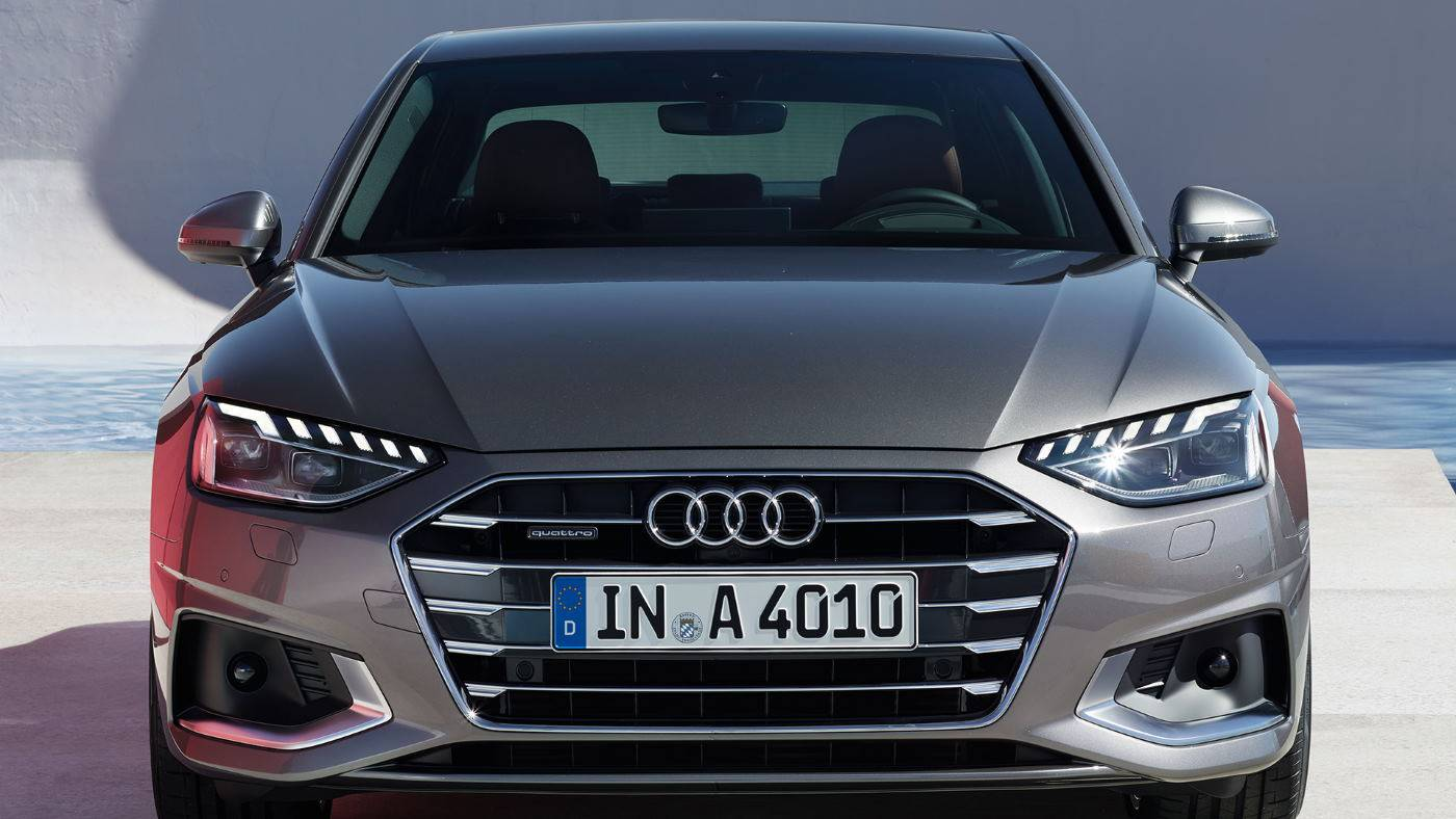Nouvelle Audi A4 Berline A4 Avant 2019 phares led