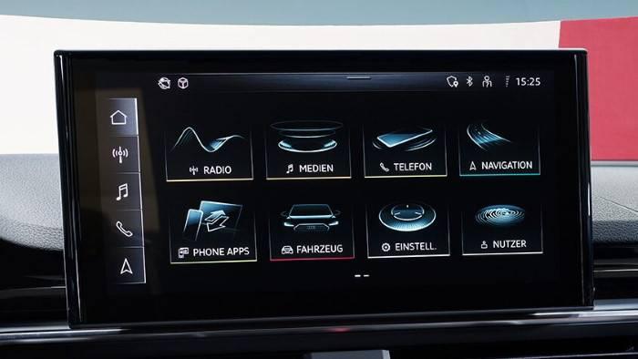 Nouvelle Audi A4 Berline et A4 Avant 2019 2020 tec