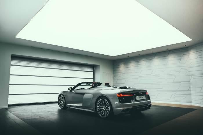 Audi Bauer Paris Roissy expo neuf 700 1