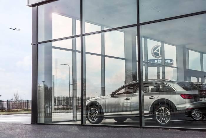 Audi Bauer Paris Roissy Audi rent 700