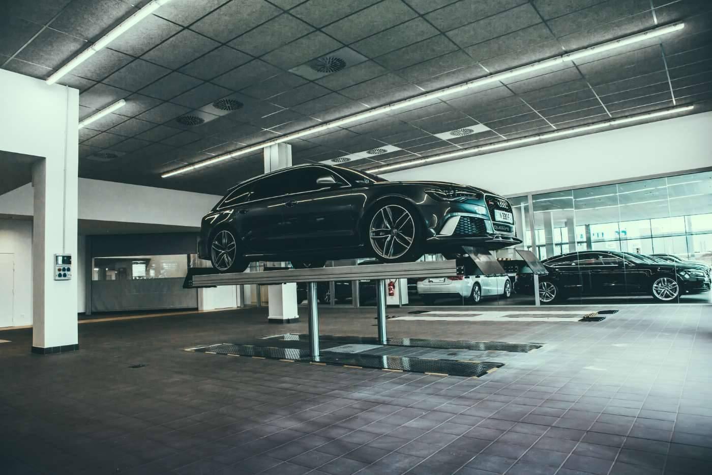Audi Bauer Paris Roissy 4
